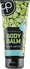 Voňavky, Parfémy, kozmetika Balzam na telo s extraktom zo zelenej kávy - Cosmepick Body Balm Green Coffee