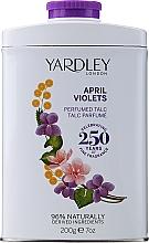 Voňavky, Parfémy, kozmetika Yardley April Violets - Parfumovaný mastenec