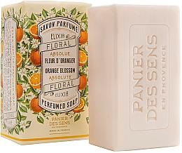 """Voňavky, Parfémy, kozmetika Mydlo """"Pomarančový kvet"""" - Panier des Sens Orange Blossom Perfumed Soap"""