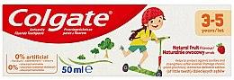 Voňavky, Parfémy, kozmetika Detská zubná pasta 3-5 rokov - Colgate Kids 3-5 Toothpaste