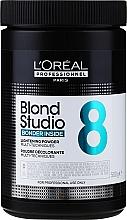 Voňavky, Parfémy, kozmetika Púder na zosvetlenie vlasov - L'Oreal Professionnel Blond Studio MT8 Blonder Inside