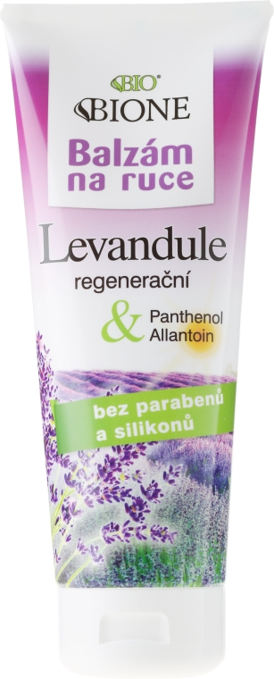 Balzam na ruky - Bione Cosmetics Lavender Hand Ointment