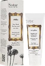 Voňavky, Parfémy, kozmetika Pena na umývanie - Sostar Face Wash with Donkey Milk