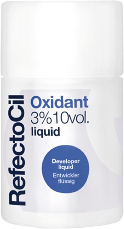 Oxidant 3% tekutý - RefectoCil Oxidant 3% 10 vol. Liquid