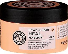 Voňavky, Parfémy, kozmetika Maska na vlasy proti lupinám - Maria Nila Head & Hair Heal Masque
