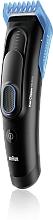 Voňavky, Parfémy, kozmetika Zastrihávač vlasov, čierny - Braun HairClipper HC5010 Black