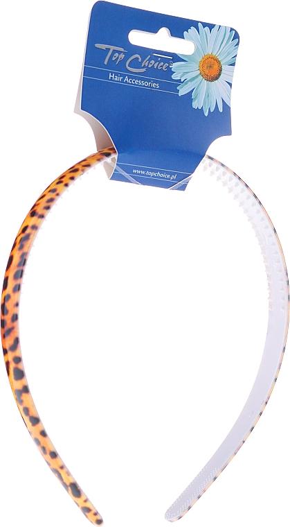 Čelenka na vlasy 27505, leopardový - Top Choice — Obrázky N2