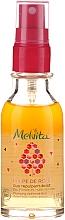 Voňavky, Parfémy, kozmetika Nočná dvojfázová koncentrácia proti prvým známkam starnutia - Melvita Pulpe De Rose Plumping Radiance Duo
