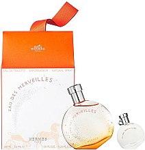Voňavky, Parfémy, kozmetika Hermes Eau Des Merveilles - Sada (edt/50ml + edt/7.5ml)