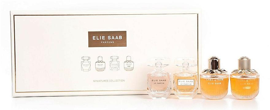 Elie Saab Parfum Miniature - Sada (edp/4x7.5ml)  — Obrázky N1