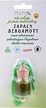 Voňavky, Parfémy, kozmetika Osviežovač vzduchu s bergamotovou vôňou - Mira