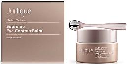 Voňavky, Parfémy, kozmetika Intenzívny revitalizačný balzam na očné okolie proti starnutiu - Jurlique Nutri-Define Supreme Eye Contour Balm