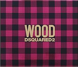 Voňavky, Parfémy, kozmetika Dsquared2 Wood Pour Femme - Sada (edt/50ml + b/lot/50ml + sh/gel/50ml)