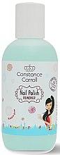 Voňavky, Parfémy, kozmetika Prostriedok pre odstránenie laka - Constance Carroll Bubble Gum Nail Polish Remover