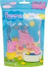 """Voňavky, Parfémy, kozmetika Detská špongia do kúpeľa """"Peppa Pig"""" Peppa rodina - Suavipiel Peppa Pig Bath Sponge"""