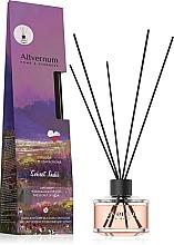 """Voňavky, Parfémy, kozmetika Aromatický difúzor """"Tajomstvo Indie"""" s tyčinkami - Allverne Home&Essences Diffuser"""