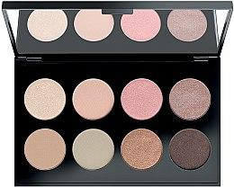 Voňavky, Parfémy, kozmetika Paleta tiene na viečka - Make Up Factory International Eyes Palette