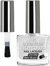 Voňavky, Parfémy, kozmetika Lak na nechty - Golden Rose Rich Color