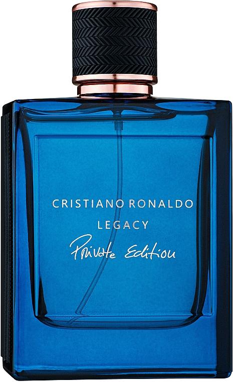 Cristiano Ronaldo Legacy Private Edition - Parfumovaná voda