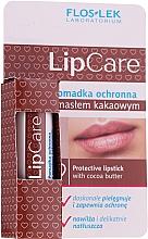Voňavky, Parfémy, kozmetika Ochranná rúž s kakaovým maslom - Floslek Lip Care Protective Lipstick With Cocoa Butter
