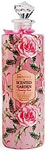 Voňavky, Parfémy, kozmetika Pena do kúpeľa - IDC Institute Scented Garden Luxury Bubble Bath Country Rose