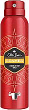 Voňavky, Parfémy, kozmetika Aerosólový dezodorant - Old Spice Roamer Deodorant Spray