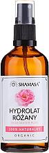 Voňavky, Parfémy, kozmetika Prírodná ružová voda - Shamasa Rose Water