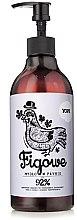 Voňavky, Parfémy, kozmetika Tekuté mydlo - Yope Fig Tree Natural Liquid Soap