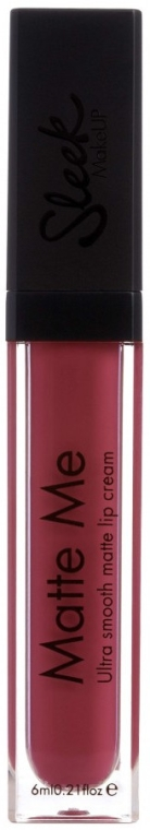 Matný rúž na pery - Sleek MakeUP Matte Me Lip Cream