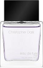 Voňavky, Parfémy, kozmetika Christopher Dark Eau de Furie Men - Toaletná voda