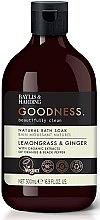 Voňavky, Parfémy, kozmetika Vaňová lopta - Baylis & Harding Goodness Lemongrass & Ginger Natural Bath Soak