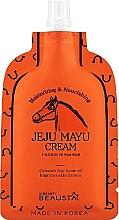 Voňavky, Parfémy, kozmetika Krém na tvár s konským olejom - Beausta Jeju Mayu Cream