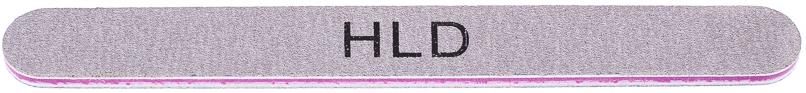 Pilník na nechty, rovný, 100/100 - HLD