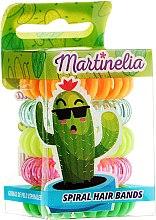 """Voňavky, Parfémy, kozmetika Vlasové gumičky """"Kaktus"""", 5ks - Martinelia"""