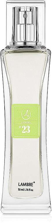 Lambre № 23 - Parfumovaná voda — Obrázky N1