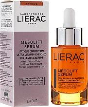 Voňavky, Parfémy, kozmetika Sérum s vitamínmi proti únave - Lierac Mesolift Serum