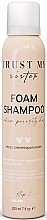 Voňavky, Parfémy, kozmetika Penivý šampón na vlasy so strednou pórovitosťou - Trust My Sister Medium Porosity Hair Foam Shampoo