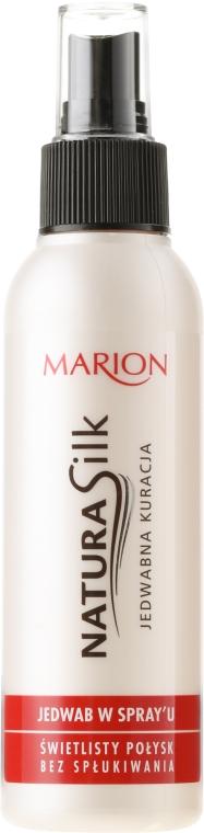 Hodváb v spreji - Marion Natura Silk Spray