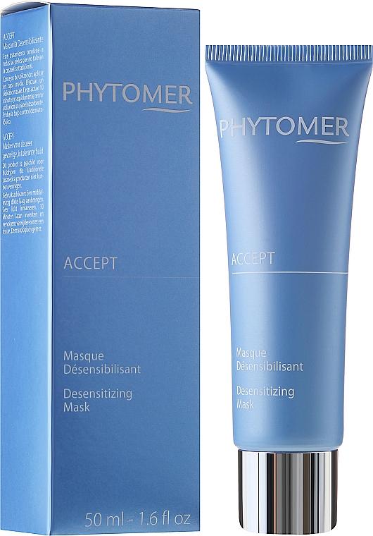 Maska pre citlivú pleť - Phytomer Accept Desensitizing Mask — Obrázky N1
