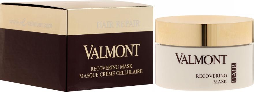 Regeneračná maska na vlasy - Valmont Hair Repair Restoring Mask — Obrázky N1
