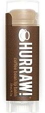 """Voňavky, Parfémy, kozmetika Balzam na pery """"Zrnková káva"""" - Hurraw! Coffee Bean Lip Balm"""