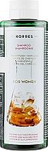 Voňavky, Parfémy, kozmetika Dámsky šampón proti vypadávaniu vlasov - Korres Pure Greek Olive Shampoo