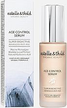 Voňavky, Parfémy, kozmetika Protistarnúce sérum na tvár - Estelle & Thild Super Bioactive Age Control Serum