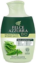 Voňavky, Parfémy, kozmetika Tekuté mydlo pre intímnu hygienu - Felce Azzurra BIO Aloe Vera&Green Tea