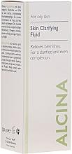 Voňavky, Parfémy, kozmetika Čistiaci fluid pre mastnú pleť - Alcina FM Skin Clarifying Fluid