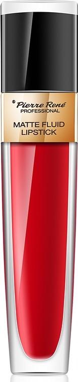 Matný tekutý rúž - Pierre Rene Matte Fluid Lipstick