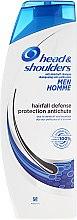 Voňavky, Parfémy, kozmetika Šampón proti vypadávaniu vlasov - Head & Shoulders Hairfall Defense Shampoo