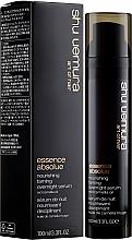 Voňavky, Parfémy, kozmetika Nočné sérum na vlasy - Shu Uemura Art Of Hair Essence Absolue Overnight Serum