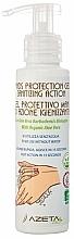 Voňavky, Parfémy, kozmetika Gél na dezinfekciu rúk s aloe vera - Azeta Bio Hands Protection Gel Sanitizing Action
