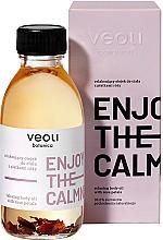 Voňavky, Parfémy, kozmetika Relaxačný telový olej s ružovými lístkami - Veoli Botanica Relaxing Body Oil With Rose Petals Enjoy The Calmness